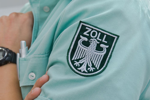 Zolllager